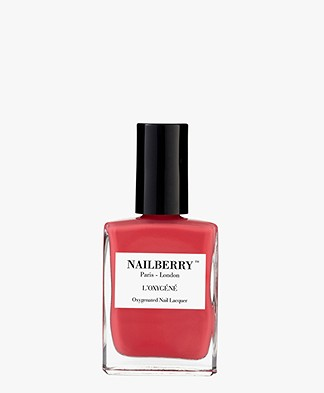 Nailberry L'oxygene Nail Polish - Groseille