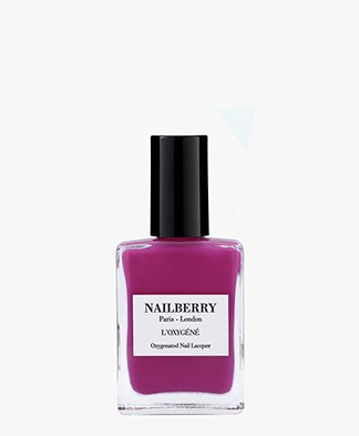 Nailberry L'oxygene Nail Polish - Hollywood Rose