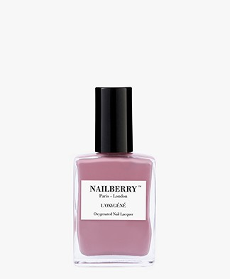 Nailberry L'oxygene Nail Polish -  Love Me Tender