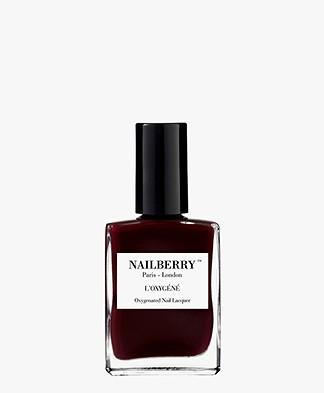 Nailberry L'oxygene Nagellak - Noirberry