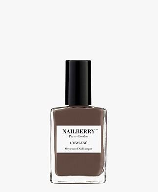 Nailberry L'oxygene Nagellak - Noisette