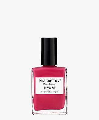Nailberry L'oxygene Nail Polish - Pink Berry