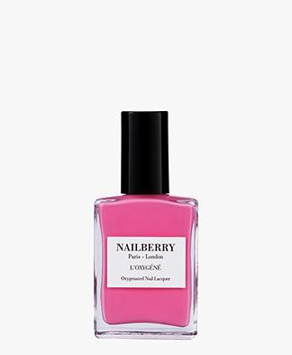 Nailberry L'oxygene Nagellak - Pink Tulip