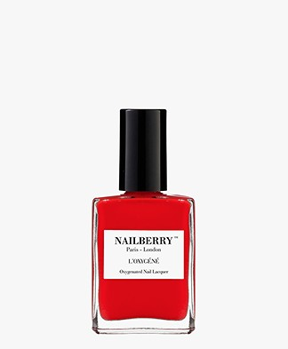Nailberry L'oxygene Nail Polish - Pop My Berry