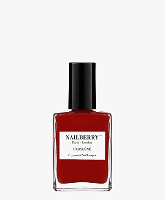 Nailberry L'oxygene Nail Polish - Rouge