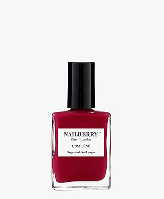 Nailberry L'oxygene Nail Polish - Strawberry Jam