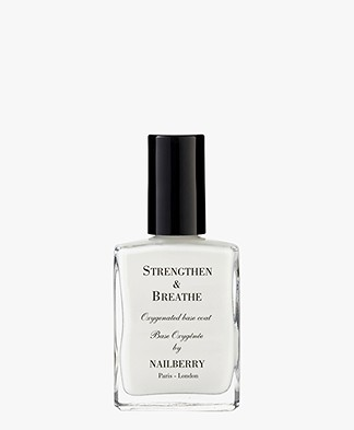 Nailberry Oxygenated Base Coat - Strengthen & Breathe