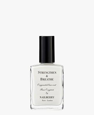 Nailberry Oxygenated Base Coat - Strengthen & Breathe