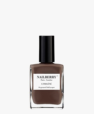 Nailberry L'oxygene Nail Polish - Taupe LA