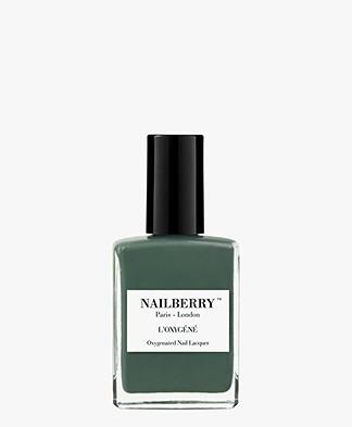Nailberry L'oxygene Nail Polish - Viva La Vegan