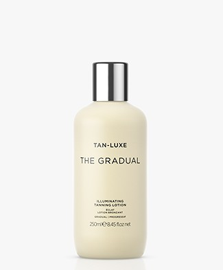TAN-LUXE The Gradual Illuminating Tan Lotion - Gradual 250ml