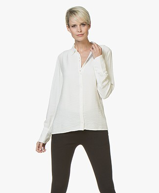 BY-BAR Aaike Laporte Blouse - Off-white