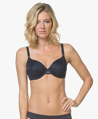 Calvin Klein Invisibles T-Shirt Bra - Shoreline