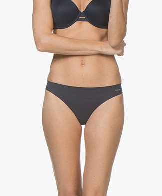 Calvin Klein Perfectly Fit Invisible Bikini Briefs - Shoreline