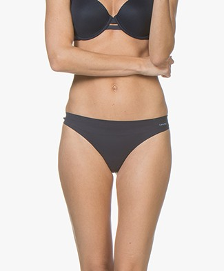 Calvin Klein Perfectly Fit  Invisible Thong - Shoreline