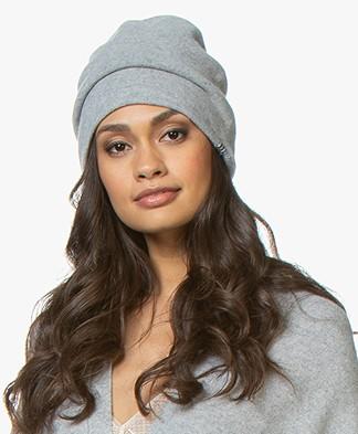 extreme cashmere N°77 Bijou Beanie - Grey