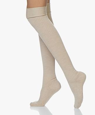 Filippa K Stay-up Sock - Plaster