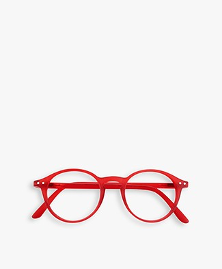 IZIPIZI READING #D Reading Glasses - Red Crystal