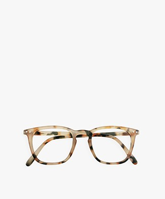 IZIPIZI  READING #E Reading Glasses - Light Tortoise