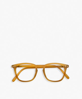 IZIPIZI  READING #E Limited Edition Reading Glasses - Ochre Yellow