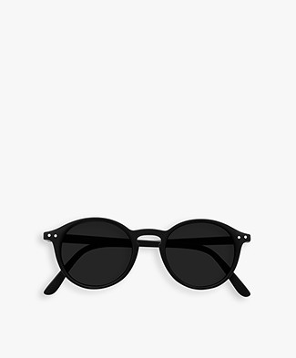 IZIPIZI SUN #D Sunglasses - Black/Grey Lenses