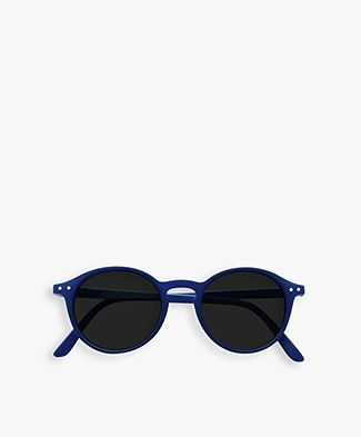 IZIPIZI SUN #D Sunglasses - Navy Blue/Grey Lenses
