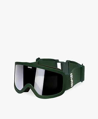 IZIPIZI Sun Snow Skibril - Kaki Groen