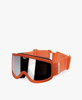 IZIPIZI Sun Snow Skibril - Oranje