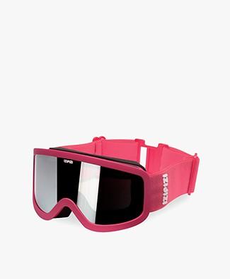 IZIPIZI Sun Snow Skibril - Roze