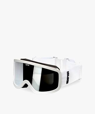 IZIPIZI Sun Snow Goggles - White