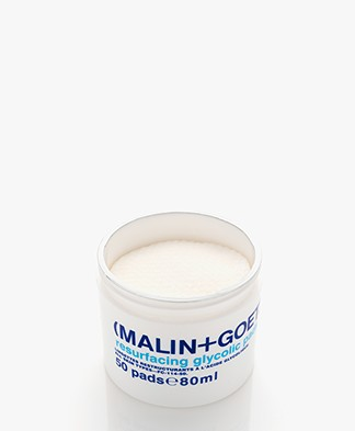 MALIN+GOETZ Resurfacing Gycolic Acid Pads