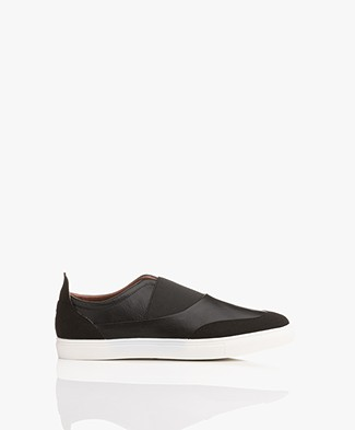 Matt & Nat Lucas Slip-on Sneakers - Zwart