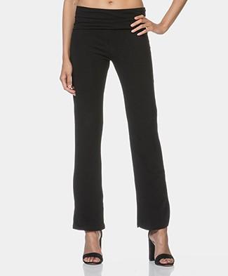 Petit Bateau Jersey Sweatpants - Black