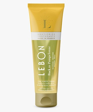 Lebon Back to Pampelonne Toothpaste - Mango/Mint