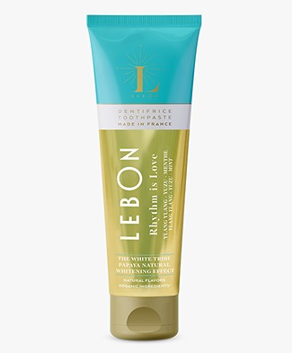 Lebon Rhythm Is Love Toothpaste - Ylang Ylang/Yuzu/Mint