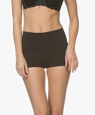 SPANX® Everyday Shaping Panties Boyshort - Black