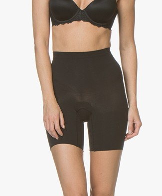 SPANX® Mid-Thigh Power Short - Black