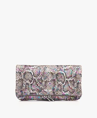 Zadig & Voltaire Rock Wild Shoulder Bag/Clutch - Multicolor