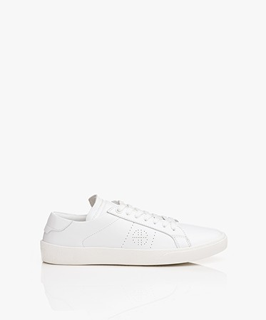 lace-up sneakers - White Anine Bing lJaX6