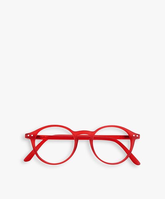 IZIPIZI READING #D Reading Glasses - Red Crystal - reading