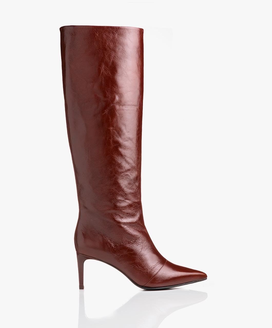 c3f26339f74 Rag   Bone Beha Knee-high Boots - Mahogany - w286f214s mhgny