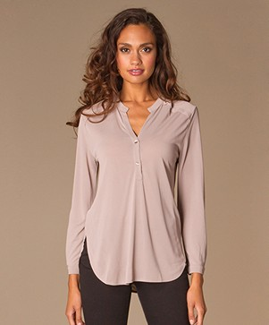 Filippa K Crepe Blouse Top