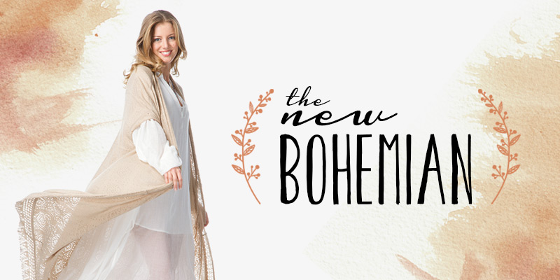 Uitzonderlijk The New Bohemian   Perfectly Basics @SI09