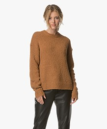 Filippa K Structure R-neck Pullover - Autumn