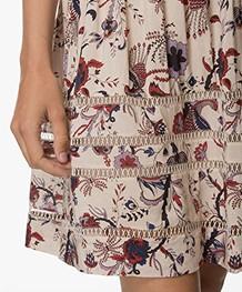 Magali Pascal Lillo Dress - Nude Phoenix