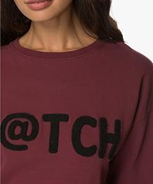 BY-BAR C@TCH Sweater - Wine