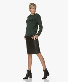 BY-BAR Meraki Sweater - Dark Green