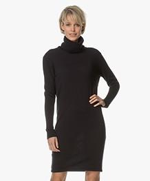 Sibin/Linnebjerg Gala Knit Dress - Navy