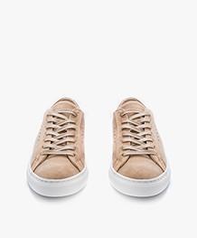 Filippa K Kate Sneakers in Suede - Dune