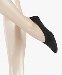 FALKE Cosy Ballerina Women No Show Socks - Black